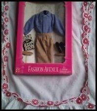 abbigliamento  KEN-FASHION AVENUE anni 90 MATTEL IN BOX NEW
