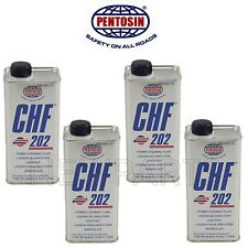 4 Liters Power Steering Fluid/Hydraulic Pump Fluid CHF 202 Synthetic Pentosin