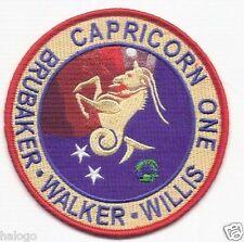 Capricorn One 4 Inch Patch - Cap01