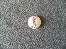 "PHILADELPHIA PHILLIES 13/16"" Trade Mark Pin Back Logo Button 1950's"