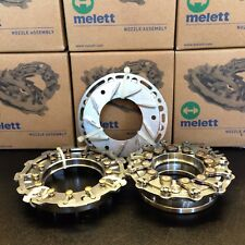 Melett genuina boquilla turbo variable VNT Reino Unido Anillo TF035 Hyundai Santa Fe 2.2 CRDi