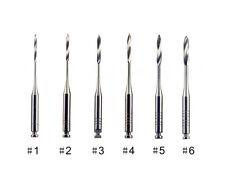 Dental Endodontic Peeso Reamers Drill 32mm 6pcs/box size #4
