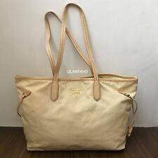 Pre Owned Authentic Prada Nylon Shoulder Bag / Handbag