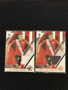 2020-21 Panini Chronicles JAMES WARD PROWSE Game-Used Jersey #/500 Lot Of 2