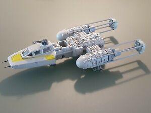 Star Wars Kenner Vintage Raumschiff Y-Wing Fighter