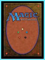 100 ULTRA PRO MAGIC CLASSIC CARD BACK DECK PROTECTOR Card Sleeves 86954 mtg