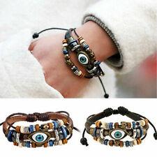Punk Design Turkish Eye Bracelets For Fashion Wristband Bangle