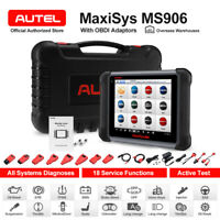 2021NEW Autel MaxiSys MS906 Pro OBD2 Car Diagnostic Scanner Tool Key Coding TPMS