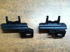 NEW OEM NISSAN ROGUE 2008-2013 CONDENSER MOUNTING BRACKETS - BOTH SIDES