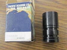 2 PACIFIC BEARING PAC5520 CLOSED LINEAR PLANE BEARINGS