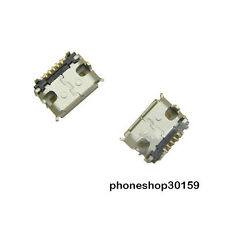 Blackberry 8520 8530 8550 9700 9780 q5 hembrilla de carga revertido USB Connector hembra