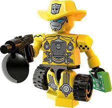 TRANSFORMERS Kreon Warriors Series 1 Micro Changers Figure Wiseguy Bumblebee