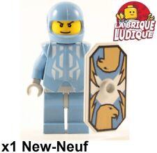 Lego Figurine Minifig Castle Knights Kingdom II Jayko + bouclier cas260 NEUF