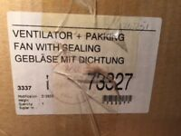 Buderus Junkers SIEGER Ventilator Gebläse 67900533 GB112-60W NEU + OVP