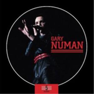 Gary Numan-5 Album Box Set CD / Box Set NEW