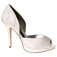 Zapatos de tacón de mujer plataformas sintético talla 38