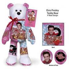 Elvis Presley Be My Teddy Bear Collector Bear - Error bear, wrong hang tag
