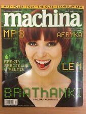 ANGELINA JOLIE THE CURE DURAN DURAN - MACHINA POLISH MAGAZINE No. 7/2000