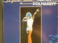 MICHEL POLNAREFF ( CD ) LES GRANDES CHANSONS