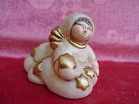 Bella Bomboniere Ceramica __ Angelo Con Stelle ___ Thun
