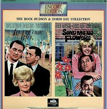 Lover Come Back / Send Me No Flowers DORIS DAY ROCK HUDSON MCA VIDEO LASER DISC