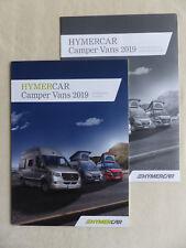 Hymercar Camper Vans 2019 Free Grand Canyon S - Prospekt + Preisliste 07.2018