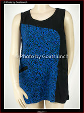 Quelque by Filo Tunic Dress / Top New With Tags Size 18