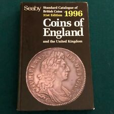 BOOK - Standard Catalog of British Coins - Coins of England and United Kingdom