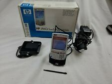 Hp Ipaq Hw6500 Pocket Pc Quad Band Phone Good - Tested -