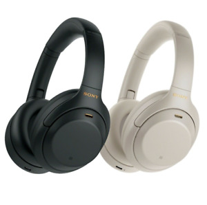 New Sony WH-1000XM4 Wireless Noise Cancelling Headphones