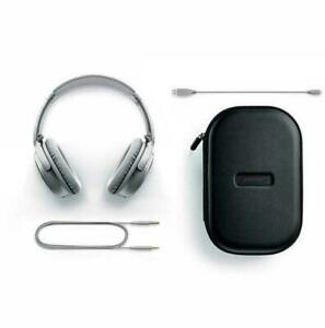 Brand New Bose QuietComfort 35 II Wireless Headphones Noise Cancellation Silver