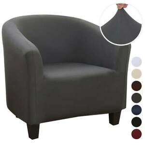 Armchair Stretch Sofa Chair Cover Seat Tub Cover Washable Protector Slipcover❤
