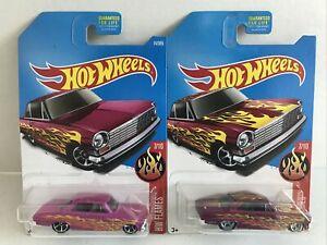 Hot Wheels 1963 Chevy II Super Treasure Hunt