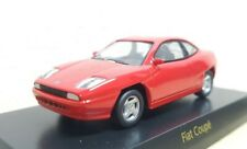 1/64 Kyosho FIAT COUPE RED diecast car model