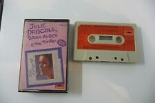 JULIE DRISCOLL,BRIAN AUGER & THE TRINITY K7 AUDIO TAPE CASSETTE FRENCH PRESS.