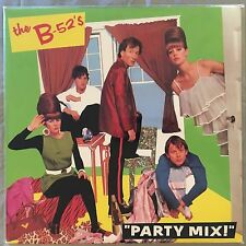B-52'S, THE - Party Mix (Vinyl LP) 1981 - MINI3596