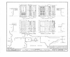 Vanderhoof House,Weasel Brook Park,Clifton,Passaic County,NJ,New Jersey,HA 4765