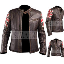 5095594ff8 Leather Motorcycle Jackets for Men for sale | eBay