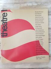 American Theatre 1967-1968, Atkinson, Barnes, Hirschfeld, Ellen Stewart, Prince