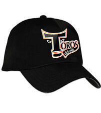 toros del este Baseball Cap Hat Black,Blue