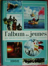 Album Des Jeunes  1966 Selection du Reader's digest