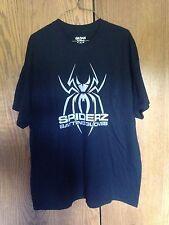 NEW XL Spiderz Batting Gloves Cotton / Poly T Shirt - XL