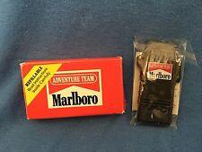 Vintage MARLBORO CIGARETTES Adventure Team Lighter Promotional Tobacco Man 1992