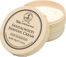Taylor Of Old Bond Street Sandalwood Shaving Cream 5.3 fl oz