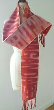 New Vivienne Westwood gold label scarf Propaganda Worlds End Wool vintage coat