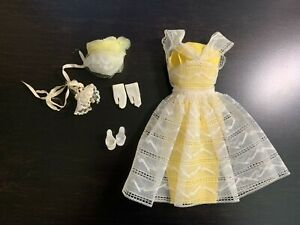 Vintage Barbie - #987 - 1961 - Orange Blossom - COMPLETE!