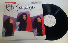 """Rita Coolidge """"Greatest Hits"""" LP  A&M Records – 393 238-1  GER 1980"""