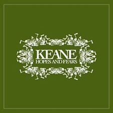 Keane - Hopes and Fears - New 180g Vinyl LP - Pre Order - 4th August