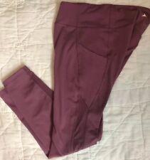 Old Navy Active Go Dry S Petite Yoga Pants W/ Pockets Mauve (HP)