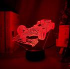 Formula 1 3D night light LED lamp F1 merch racing car fan gift novelty item